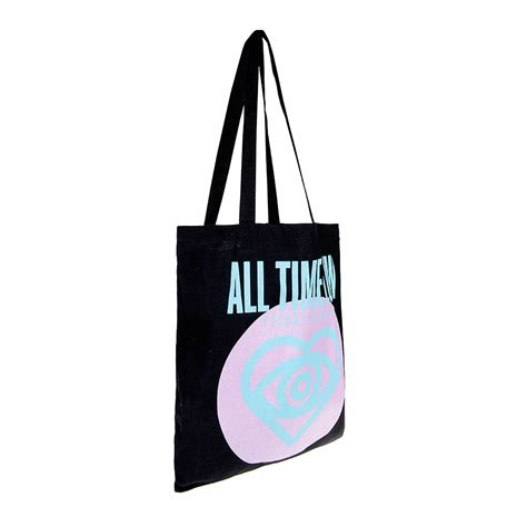 a for all time shop all time low future hearts tote bag all time low bag uk