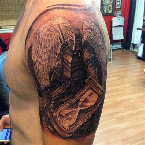 Tattoo Angel Knight | 23 best my tattoos images on pinterest tattoo ideas