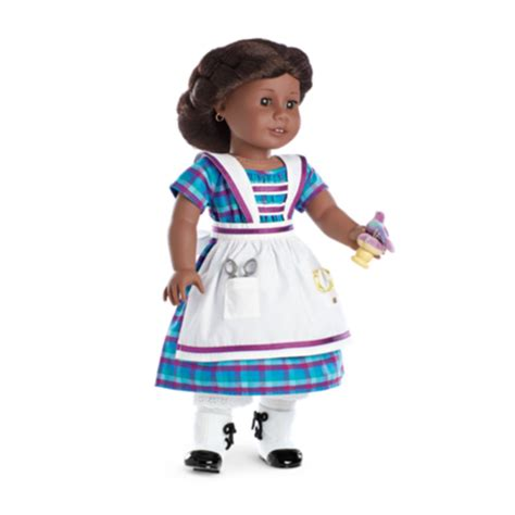 Where To Buy American Girl Gift Cards - american girl addy dress sewing set beforever for 18 quot dolls new outfit ebay