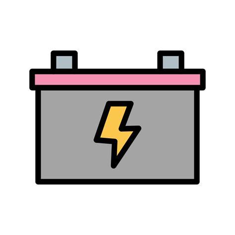 battery vector icon   vectors clipart