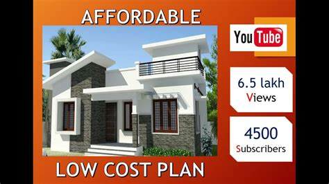 Kerala House Floor Plans a typical kerala house low cost plan hd 1080p youtube