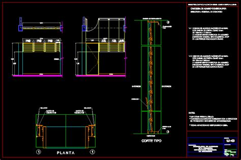 persiana dwg aluminium louver dwg section for autocad designs cad