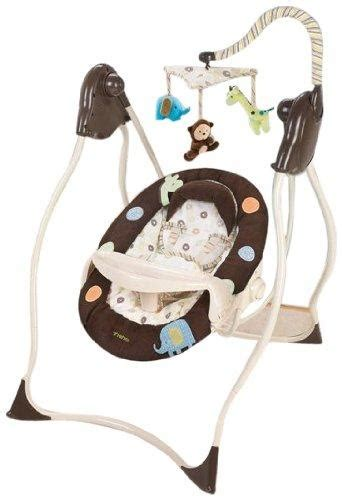 Brown Baby Swing 1000 Ideas About Baby Glider On Nursery