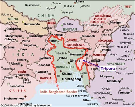 india bangladesh bangladesh and india move towards open borders open