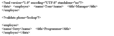 tutorial java image processing create processing instruction from xml using java dom