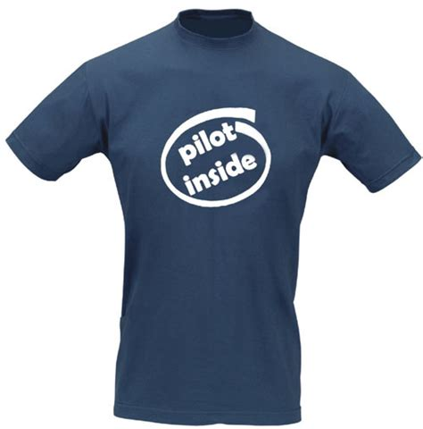 Kaos Pilot Shirt Aviation Student clothing aviation t shirts pts050 slogan t shirt pilot inside pooleys flying and