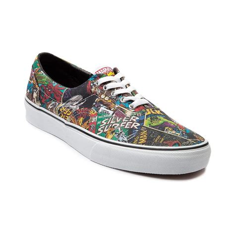Sepatu Vans Era Marvel Comics vans era marvel comic skate shoe rock