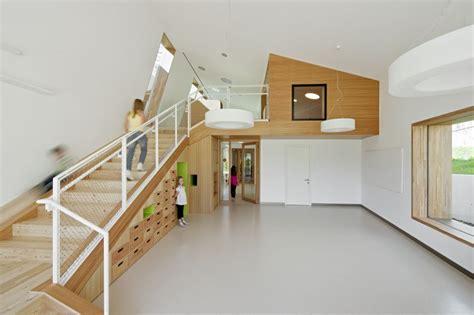 Architecture Design Ideas by Amazing Kindergarten Terenten Design By Feld72 Architects