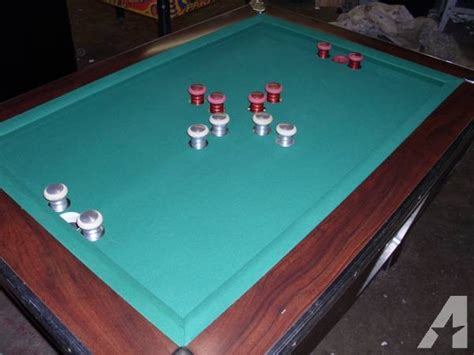 valley pool table for sale valley couger bumper pool table for sale in marion ohio classified americanlisted
