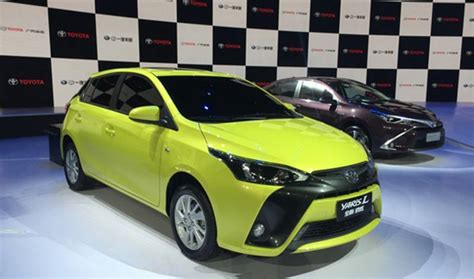 Toyota Indonesia Yaris Toyota Yaris Facelift Indonesia