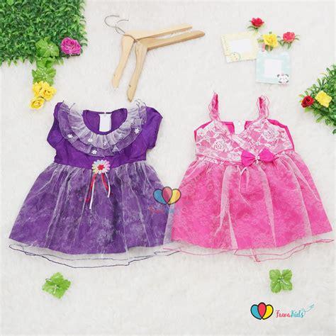 Gaun Baby gaun baby uk 0 12 bulan dress baby murah baju