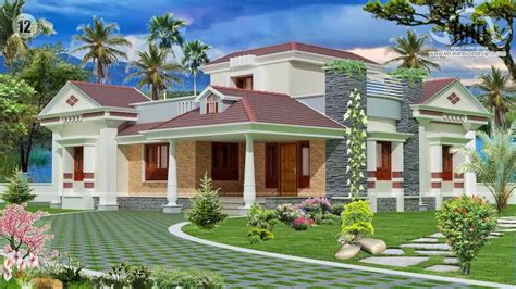 houses designed kerala home design house design collection may 2013 youtube