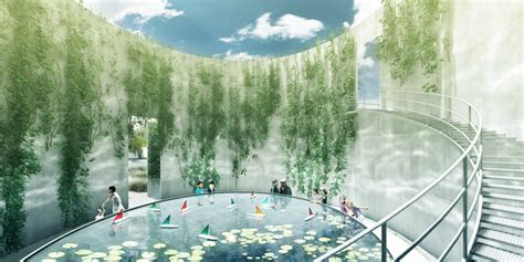 Home Depot Design Center Nyc Renderings Unveiled For Bushwick Inlet Park S Newest Addition Inhabitat Green Design