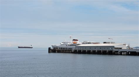 To Port Angeles Car Ferry by Port Angeles Olympic Peninsula Washington State