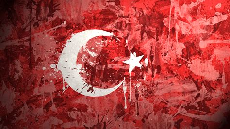 Tã Rkisch by Turkish Flag Wallpaper 1920x1080