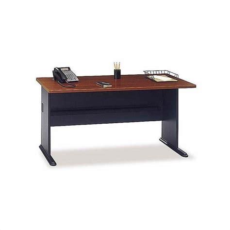 Cherry L Shaped Desk Bush Business Series A Hansen Cherry L Shaped Desk Bsa003 944
