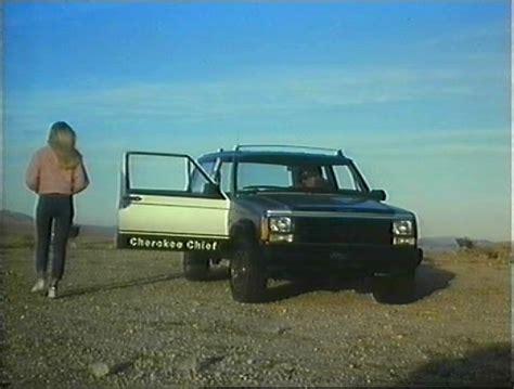 jeep chief xj imcdb org 1984 jeep chief xj in quot banzai runner