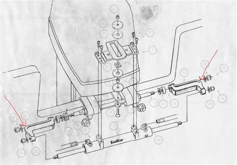 seastar hydraulic steering parts diagram lubricating seastar hydraulic steering system the hull