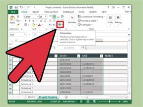 Excel 2010 Smartart 3 ways to create a timeline in excel wikihow