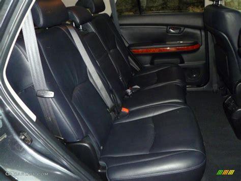 lexus rx black interior black interior 2005 lexus rx 330 awd photo 38654026