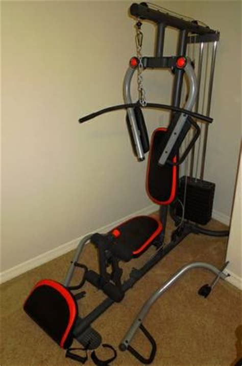 weider pro 4300 espotted
