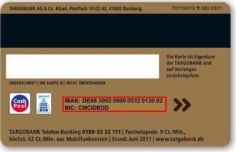 targo bank hotline targobank kontonummer comdirect hotline