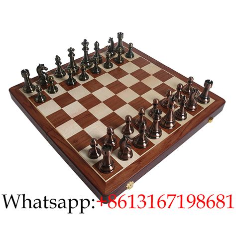 Best Quality Gamis Desy Collection 360000 aliexpress buy chess set top quality bronze mental