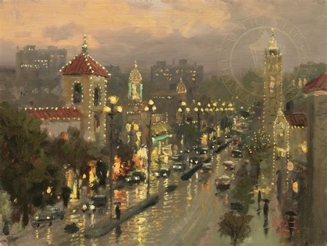 best christmas lights in kcmo plaza lights kansas city limited edition the kinkade company