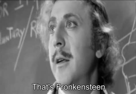 Young Frankenstein Meme - gene wilder comedy gif find share on giphy