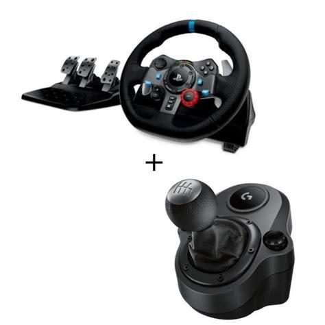 joystick volante logitech volant g29 levier de vitesse driving