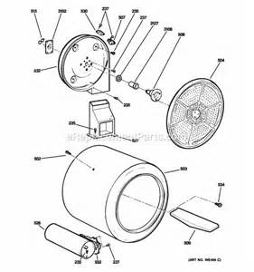General Electric Clothes Dryer Parts General Electric Dryer Parts List