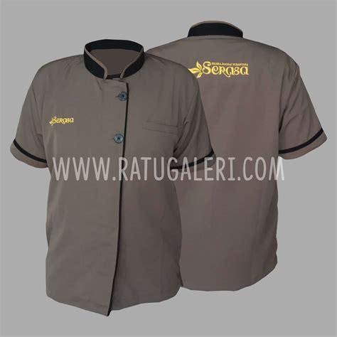 Harga Baju Merk Ratu hasil produksi dan desain seragam aston high twist