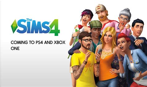 the sims 4 console the sims 4 coming to consoles november 17 gizorama