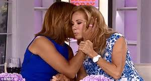 hoda and katie lee make overs kathie lee gifford takes off her wedding ring after the