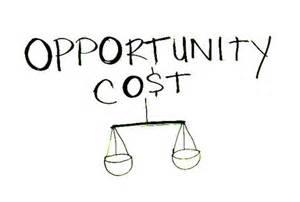 what is the opportunity cost of buying a new car what is opportunity cost ignore limits