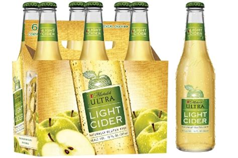 how many carbs in michelob ultra light cider how many calories in a michelob ultra light michelob