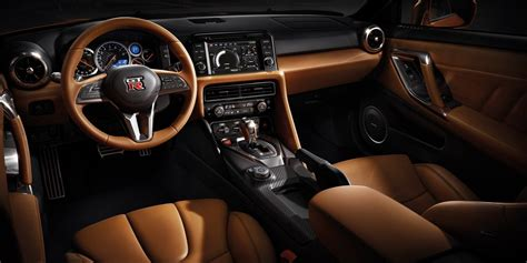 nissan gtr interni design nuova nissan gt r supercar auto sportive nissan
