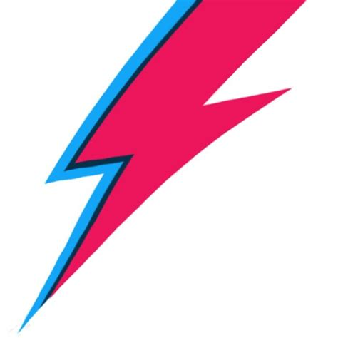 bowie lightning bolt tattoo bowie lightning bolt paint print by rexlambo