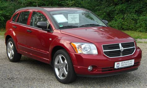 docce calibe dodge caliber
