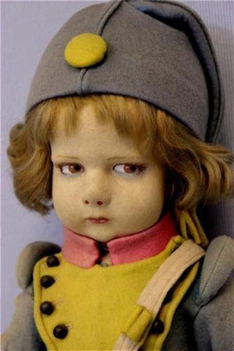 lenci boy doll 17 quot antique lenci felt doll c1930 drummer boy 300 series