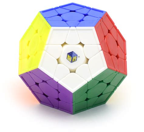 Megaminx Yuxin Stickerless triboxストア yuxin magic megaminx stickerless