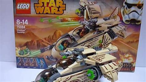Sale Lego 75084 Wars Wookiee Gunship lego wars wookie gunship review 75084