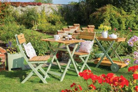 verdi bistro garden furniture set