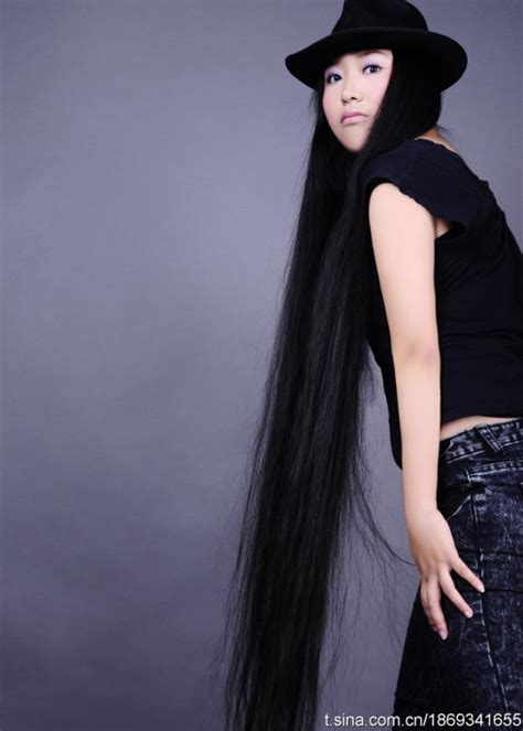 hair photos long hair photos from chinese twitter 22 chinalonghair com