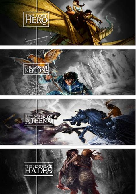 The Heroes Of Olympus the heroes of olympus books