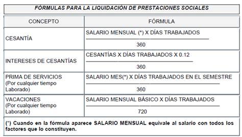 liquidacion de prima en el servicio domestico 2016 derecho laboral contratos