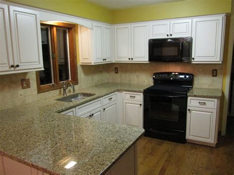 kitchen cabinet refacing granite countertops new jersey