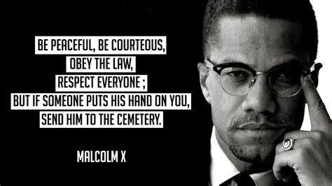 Love Blind Definition Quotes From Malcolm X Quotesgram