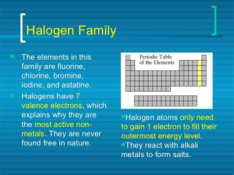 halogen elements periodic table periodic table halogen family imgkid com the image