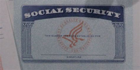 social security card template fillable blank social security card template www pixshark